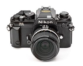 Image illustrative de l'article Nikon FA