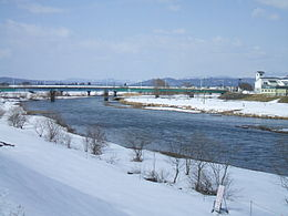 Nippashi-gawa River at Yugawa village.jpg