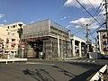 Nishitetsu Tenjin-Omuta Line near Zasshonokuma Station.jpg