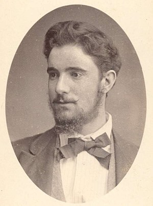 Alfred Deakin - Alfred Deakin at a young age