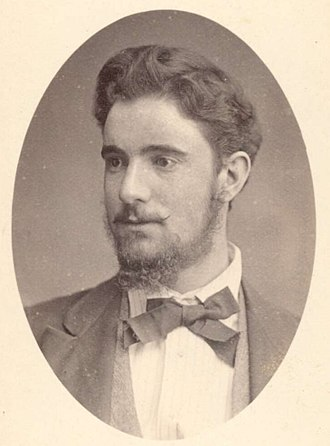 Alfred Deakin - Deakin as a young man