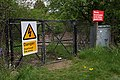 No Trespassing - geograph.org.uk - 1263565.jpg