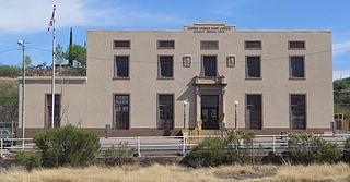 United States Post Office and Immigration Station–Nogales Main United States historic place