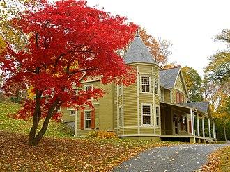 Spring Garden Township, York County, Pennsylvania - The Nook, a historic house on Farquhar Drive
