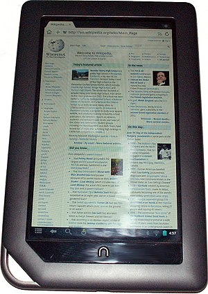 Barnes & Noble Nook - Nook 2nd Color