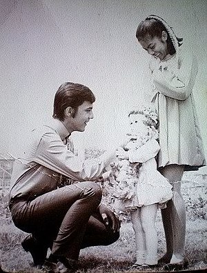 Nora Aunor - Guy and Pip with Maria Leonora Theresa