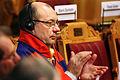 Norges samertingspraesident Egil Olli ved Nordisk Rads sesson i Oslo. 2007-10-30. Foto- Magnus Froderberg (1).jpg