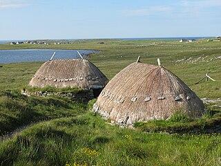 Shawbost Human settlement in Scotland