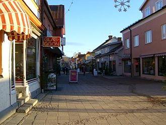 Leksand Municipality - Norsgatan.