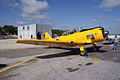 North American SNJ-5 Texan RSideFront TICO 13March2010 (14412919159).jpg