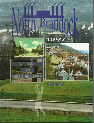 North Braddock, Pennsylvania - North Braddock Centennial Book (1997)