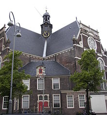 Arquitectura del barroco holand s wikipedia la for Arquitectura holandesa