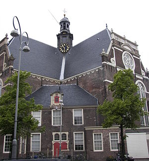Noorderkerk - Image: North Church Amsterdam
