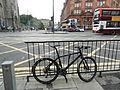 North end of Lothian Bridge, Edinburgh, 29 August 2014.jpg