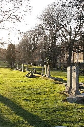 Morningside Cemetery, Edinburgh - North section, Morningside Cemetery