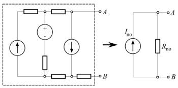 Dc Circuit >> Norton's theorem - Wikipedia