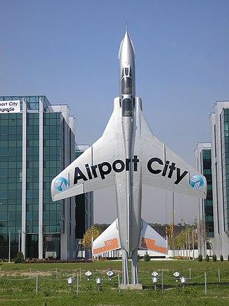 Airport City Belgrade - Airport City