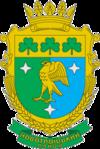 Huy hiệu của Huyện Novotroitske
