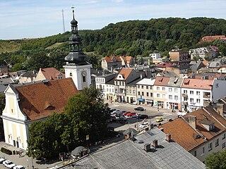 Nowe Miasto Lubawskie Place in Warmian-Masurian Voivodeship, Poland