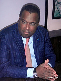Nzanga Mobutu Democratic Republic of the Congo politician