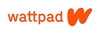 Wattpad - Image: ORANGE Wattpad Horizontal Logo