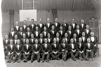 Ohio State University Men's Glee Club - Glee Club from the 1922-1923 school year