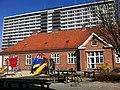 OUH legeplads på Børnehospitalet - panoramio.jpg