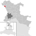 Oberndorf near Salzburg in the SL.png district