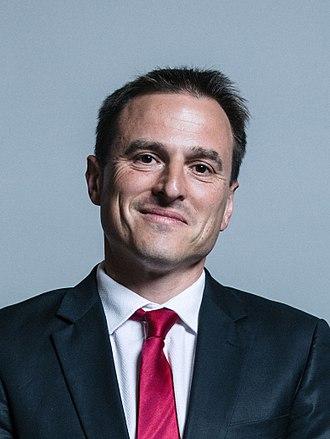 Paul Williams (Labour politician) - Image: Official portrait of Dr Paul Williams crop 2