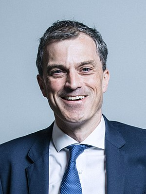 Chief Whip of the Conservative Party - Image: Official portrait of Julian Smith crop 2