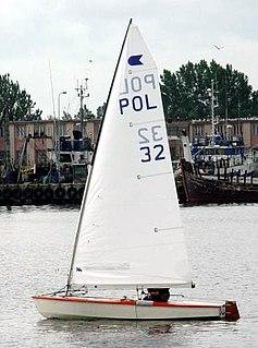 OK (dinghy) class of sailing ship