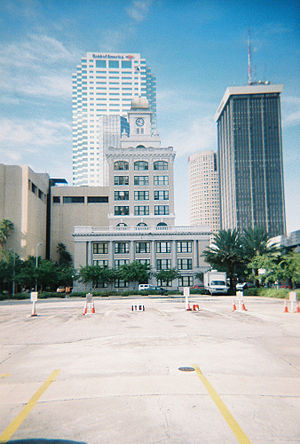 Tampa City Hall - Image: Old Tampa City Hall 02