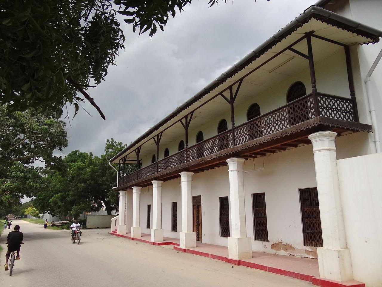 Bagamoyo Tanzania  city photos : Old Arab Tea House Bagamoyo Tanzania 01