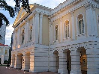 Legislative Assembly of Singapore - Image: Old Parliament House, Singapore, Feb 06