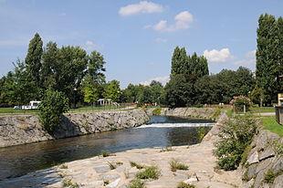 L'Olona a Legnano