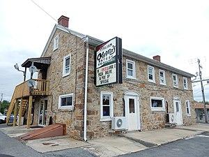 Ruscombmanor Township, Berks County, Pennsylvania - Image: Olyvia's Eatery, Pricetown Berks Co PA