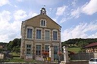 Omicourt - la Mairie - Photo Francis Neuvens lesardennesvuesdusol.fotoloft.fr.jpg