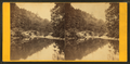 On the Wissahickon, near Old Log Cabin, by Bartlett & French 2.png