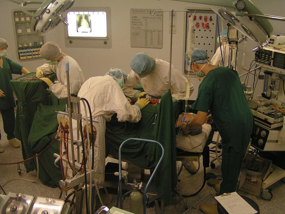 Operation (Medizin) U2013 Wikipedia