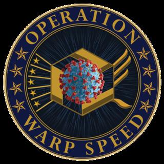 Operation Warp Speed American public–private partnership designed to accelerate COVID-19 vaccine development