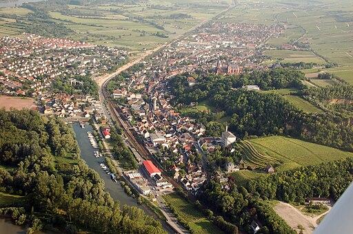 Oppenheim Luftbild 101