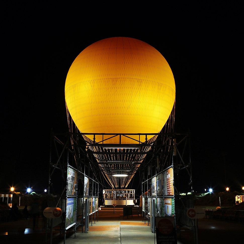 Orange Balloon at Orange County Great Park