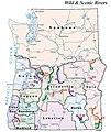 Oregon and Washington Wild and Scenic Rivers Map (13412536353).jpg