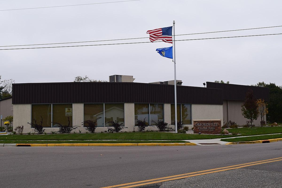 Orfordville Wisconsin Wikipedia