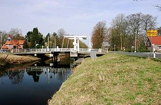 Wiesmoor - Image: Ortseingang Wiesmoor msu