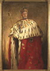 Oskar II (Oskar Fredrik), 1829-1907, kung av Sverige 1872 och av Norge 1872-1905