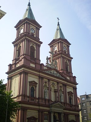 Roman Catholic Diocese of Ostrava-Opava - Ostrava Cathedral Holy Savior