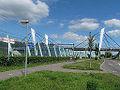 Oud-Zevenaar, de Fergusonbrug en de Betuwelijn 2012-07-22 16.43.jpg