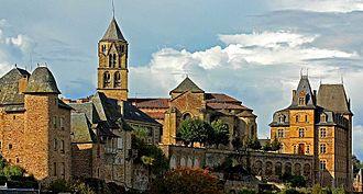 Uzerche - Old town of Uzerche