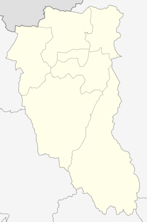 Outline Map of Choysky District (Altai Republic).png